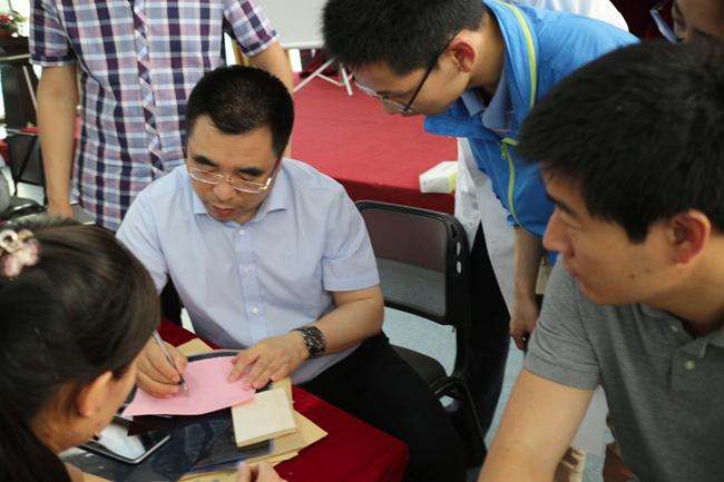 京沪专家赴济南开展脊柱裂、脊髓栓系综合征义诊活动